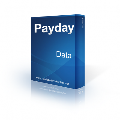 Payday Loan Data/Leads