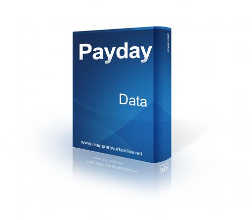Payday Loan Data